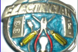 ELECTRICIAN BUCKLE GTH855