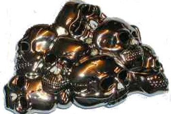 Skulls Buckle bk1114
