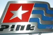 PINK FLAG BUCKLE GT4716C