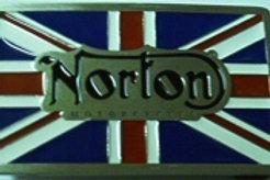 NORTON FLAG BUCKLE DD632