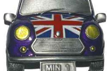 Mini England Buckle dd674purple