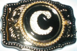 LETTER C BUCKLE RCW167C