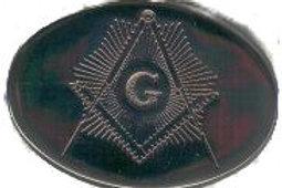 MASON G BUCKLE b5938 chrome