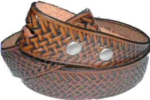 Cross Pattern Belt cbl3002
