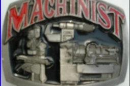 MACHINIST BUCKLE CJ1710