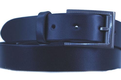 25mm 1 Inch Black Trouser Belt