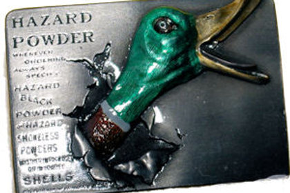 HAZZARD POWER BUCKLE F900