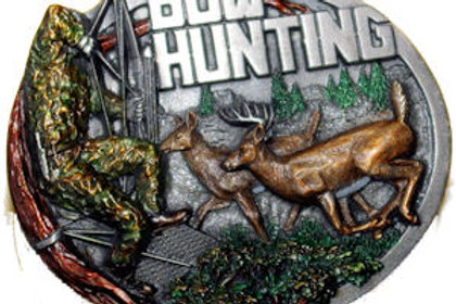 BOW HUNTING BUCKLE F255