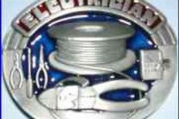 ELECTRICIAN BELT BUCKLE E6E