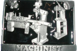 Machinist Buckle BA161