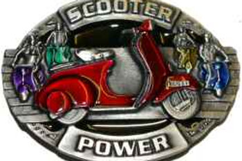 SCOOTER POWER BUCKLE DD599