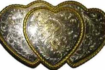 3 HEARTS BUCKLE RC3HEART