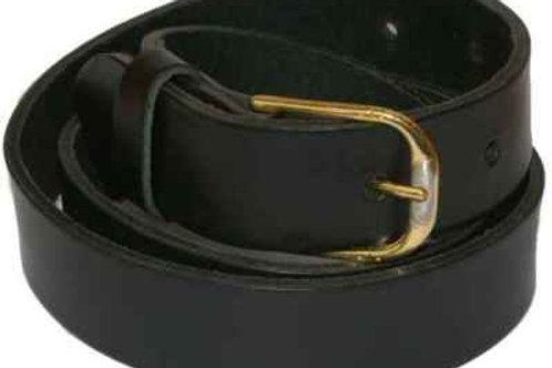 30mm Belt Black