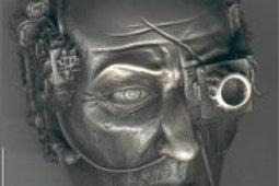 CYBORG HEAD 3D GT4425