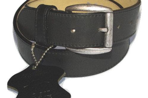 30mm or 1-1/4 Inch Belt Black Main1