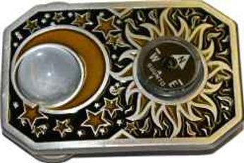 Moon Compass Buckle d259