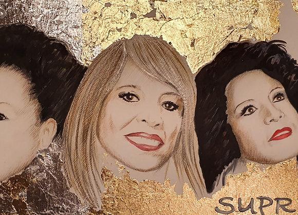 Scherrie, Joyce and Susaye