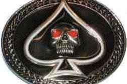 Skull of Spades bk1105