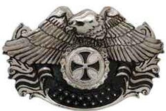 Eagle Cross Trophy Buckle ta2