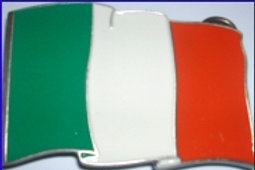 IRELAND FLAG BUCKLE DD642