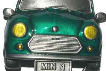 Mini Buckle dd674green