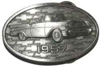 CHEVY BELT BUCKLE G800
