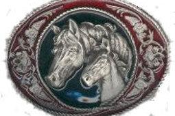 HORSES BUCKLE A5