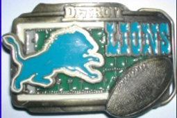 DETROIT LIONS BUCKLE GT2023