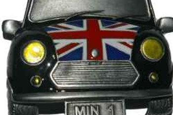 Mini England Buckle dd674black