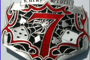 Lucky 7 Buckle GT4688