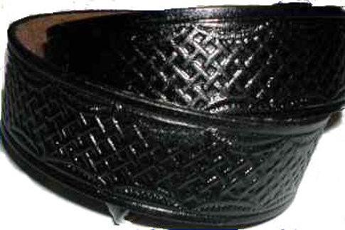 patterned belt black cbl1001black