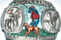 HUNTING BUCKLE GT1817