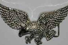 large eagle buckle