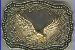 GOLD TONE EAGLE BUCKLE RCW217GEAGLE