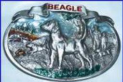 BEAGLE DOG BUCKLE CJ1132