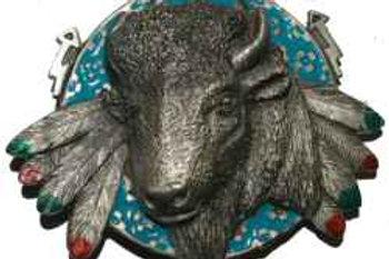 Indian Buffalo Buckle gt4185