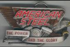AMERICAN STEEL BUCKLE DD505