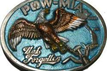 Pow Mia Buckle gt1822