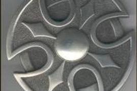 CELTIC SHIELD BUCKLE GT4554P