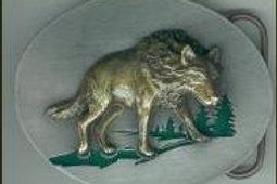 WOLF BUCKLE O7