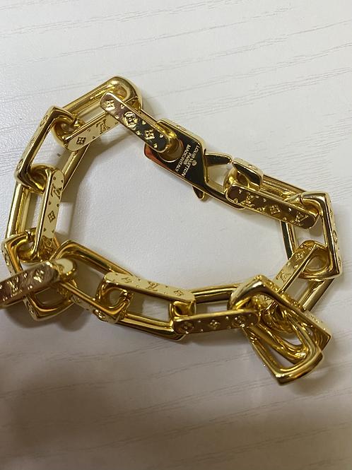 LV Clasp Bracelet