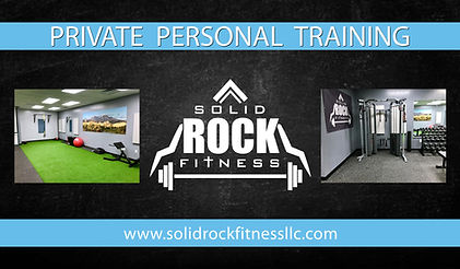Sold Rock Fitness Business Card Front.jp