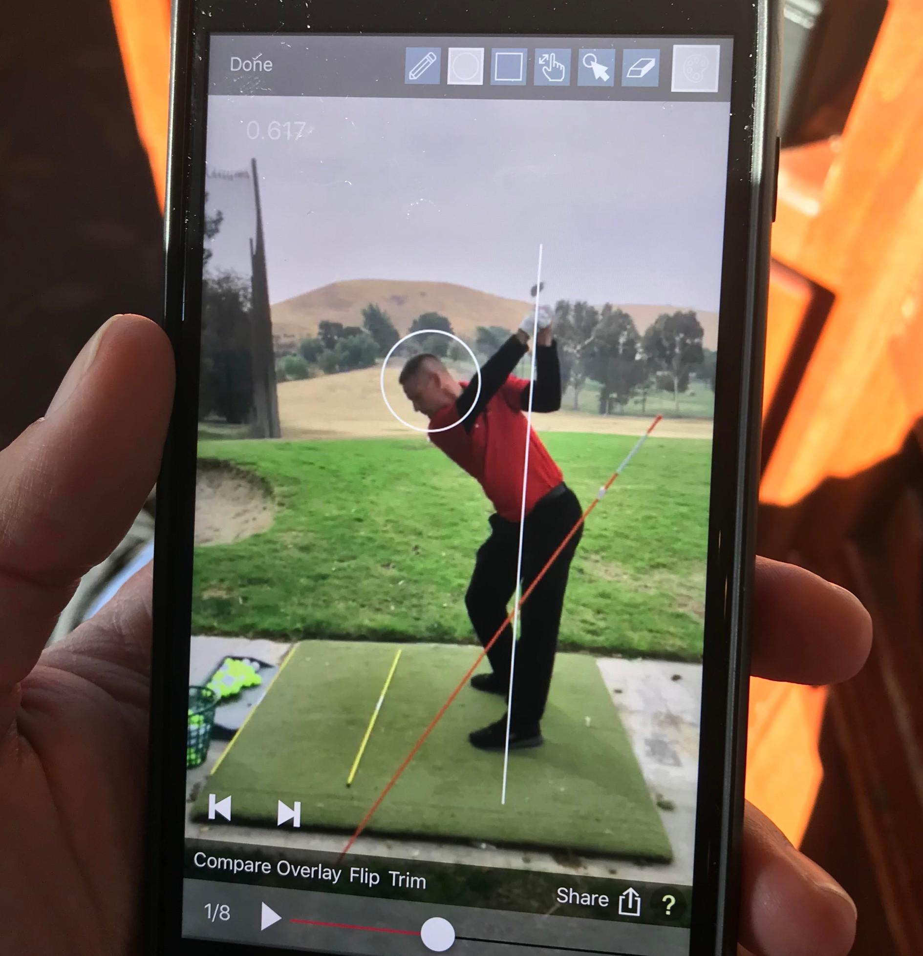 Virtual Video Swing Lesson