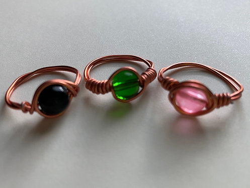 Rings by Forever!