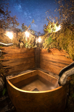 A Califorian Bath