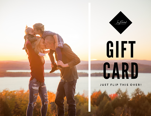 Couples and Family Gift Certificate