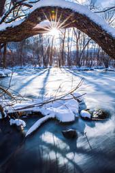Maine Winter Waters