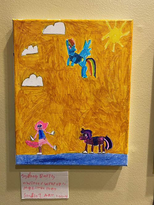 My Little Pony Canvas