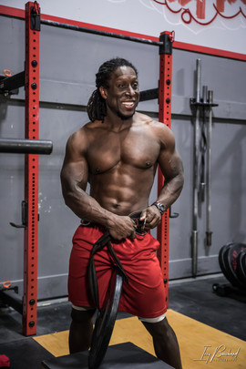 Lanell Beckles, Personal Trainer