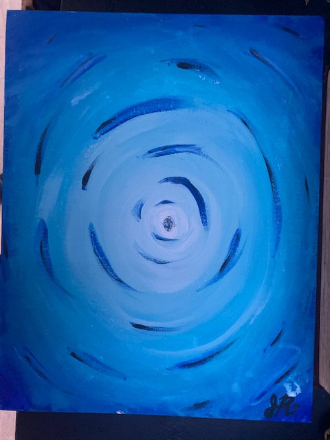 Ripple Painting